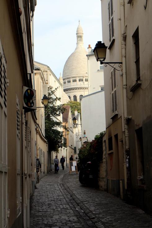 streetview of Sacre Coeur